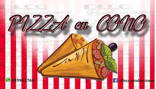 servicio pizza fiestas eventos