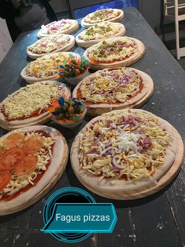 servicio pizzas eventos fiestas