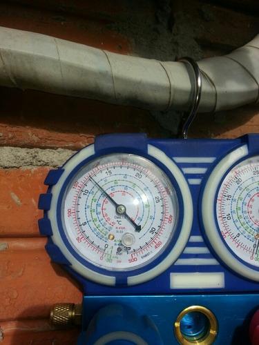 servicio y reparacion de aire acondicionado