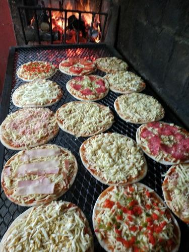servicios pizzas mozos vajilla 18 cuotas con todas tarjetas!