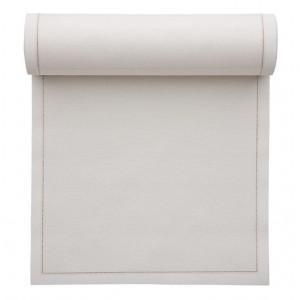 servilletas my drap 100% algodón crudo 20 x 20 cm.