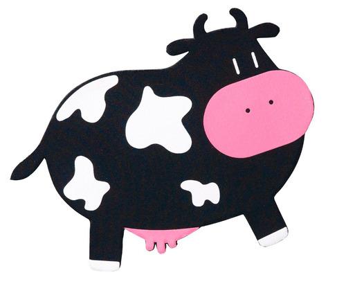 set 2 vacas para las ollas calientes de la cocina!