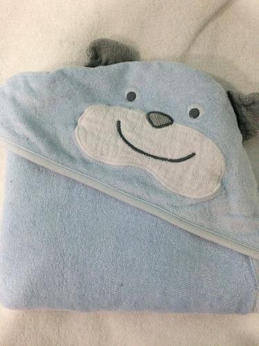 set bb toalla y pantuflas