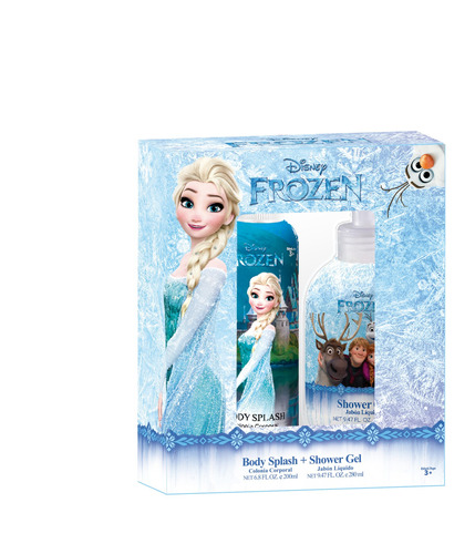 set body splash disney frozen  - bebés y niños