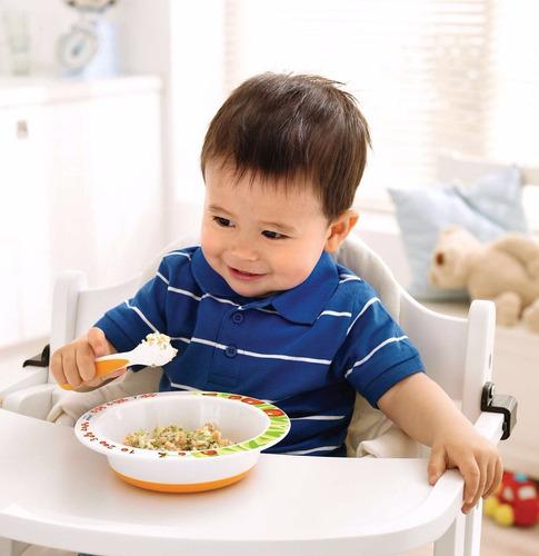 set de alimentacion infantil avent +6m scf716/00