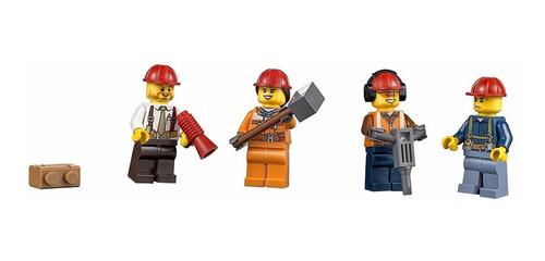 set de introducción: demolición - lego city
