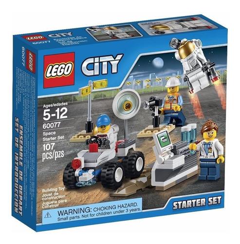 set de introducción: espacio - lego city
