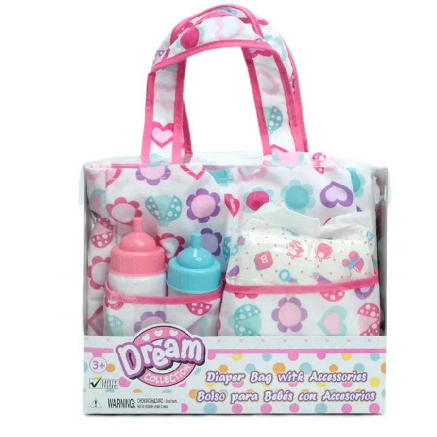 d7eb9b9a8ab Set pañalera accesorios para bebé dream collection jpg 900x900 Accesorios  para bebes
