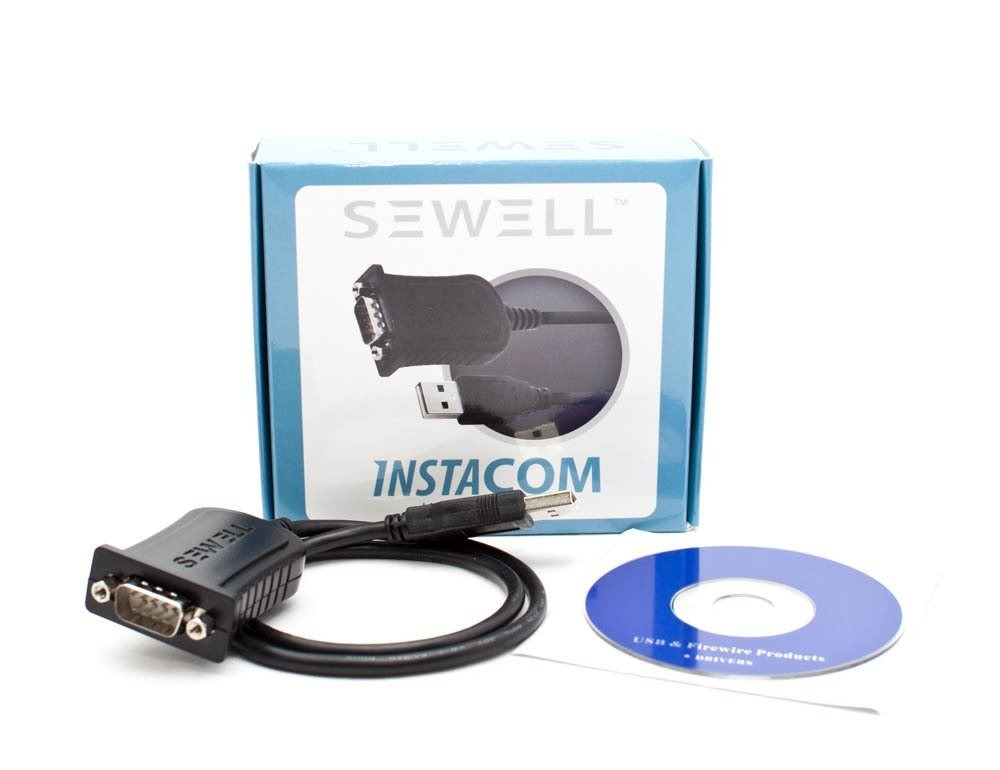 SEWELL USB SERIAL CONVERTER WINDOWS 7 X64 DRIVER