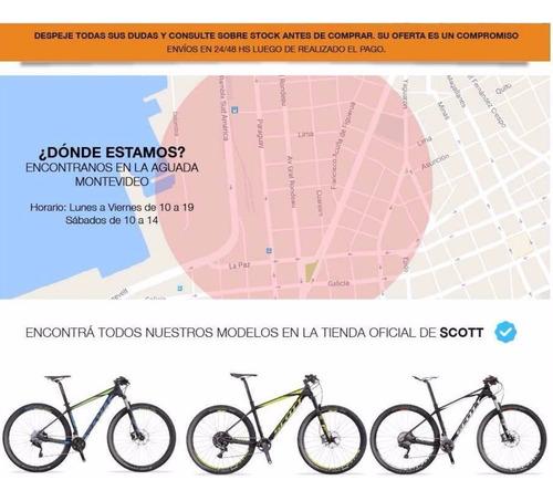 shift y levas integrado shimano tiagra 4700 bicicleta scott