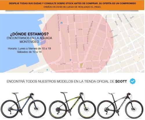 shifters independientes shimano altus m2000 3x9 bicicleta