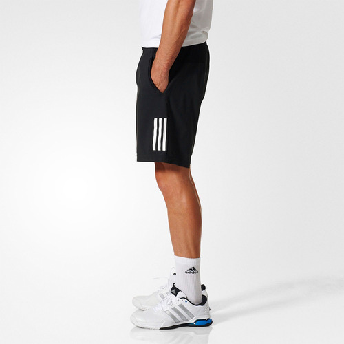 short adidas tenis entrenamiento fútbol running de hombre