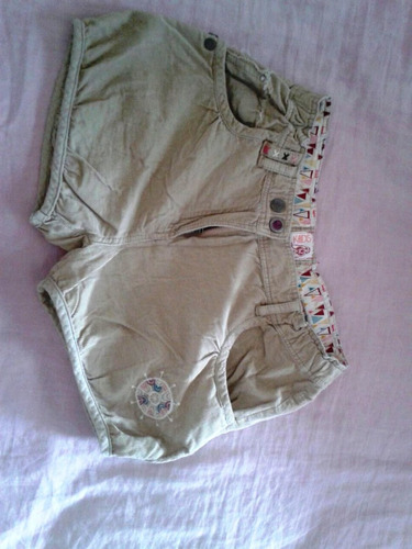 short para niña hush puppies kids
