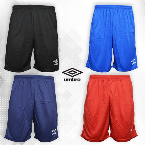 short umbro bermuda fútbol pantalón corto deportivo niño
