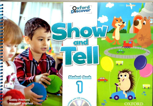 show and tell 1 / student book / oxford