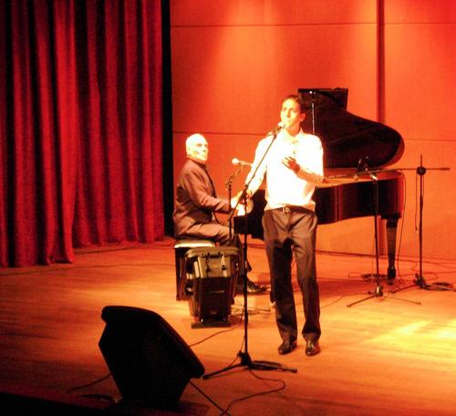 show cantante tango melódicos internacionales lentos baladas