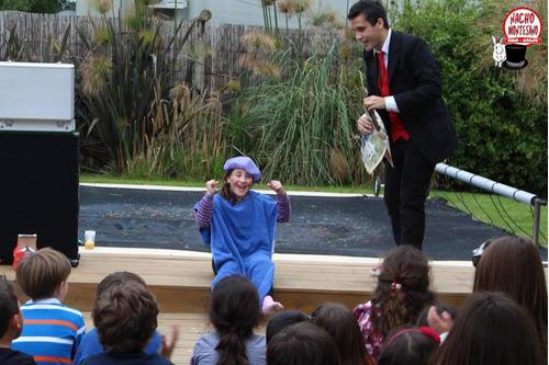 show de magia infantil - diversión asegurada - mago