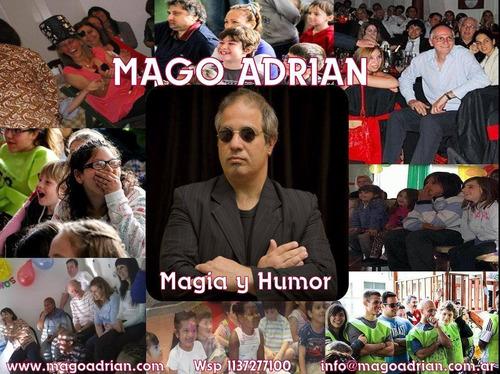 show de magia y humor - eventos - cumpleaños - empresas