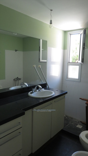 shroeder y arocena , 2 dorm, 2 baños, terraza con parriller