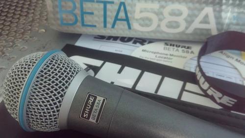 shure beta 58a ( super oferta )