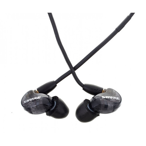 shure se215k - auriculares profesionales in ear estudio vivo
