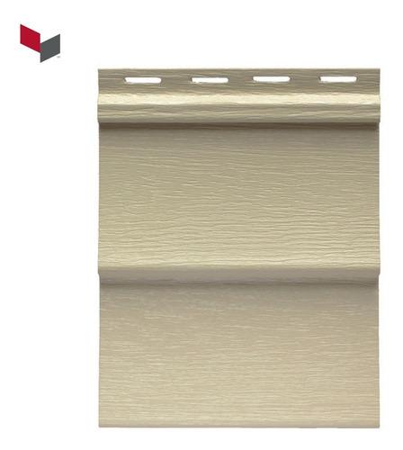 siding vinilico color adobe clay -  revestimiento exterior
