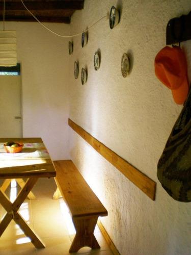 siempreverde - la cabaña en balnearios de colonia