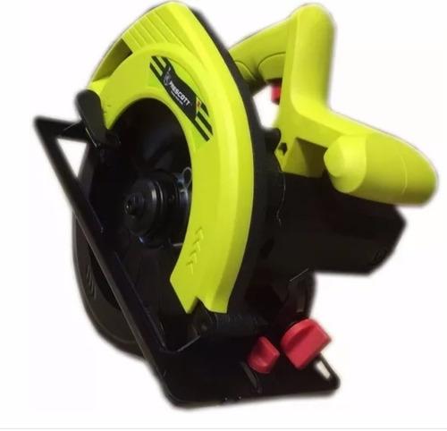 sierra circular prescott 185mm 1400w con protector