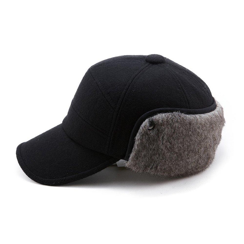 siggi para hombre de lana visera de invierno gorra de béi. Cargando zoom. 96c139e798b