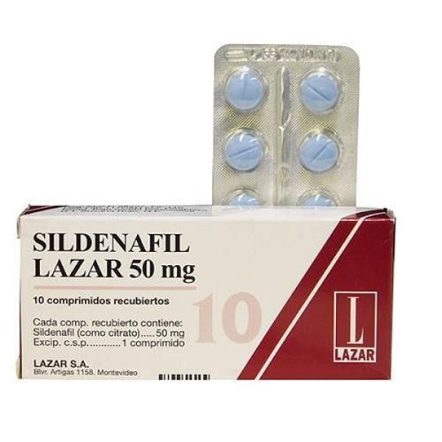 sildenafil lazar  50  10 comp