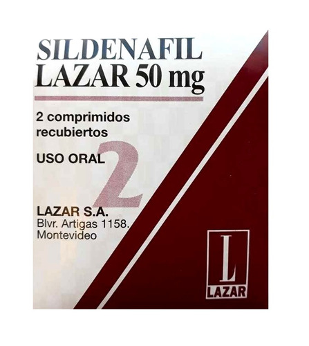 sildenafil lazar  50   2 comp