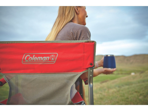 silla coleman outpost  breeze deck chair