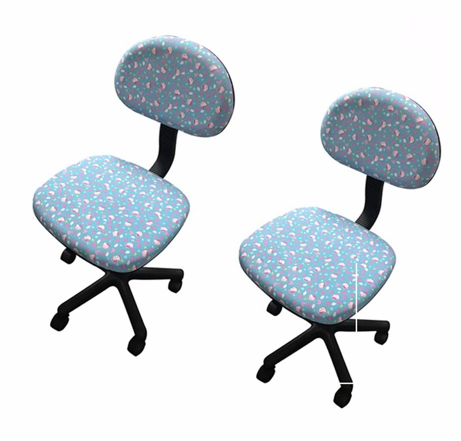Silla de escritorio infantil promo x 2 sillas for Silla escritorio infantil