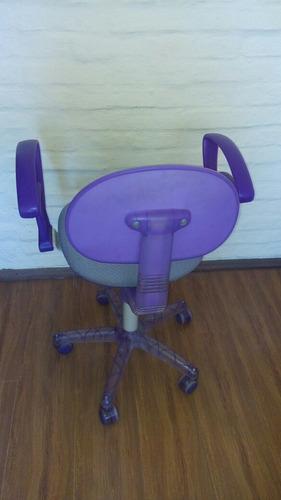 silla de escritorio para niño/a