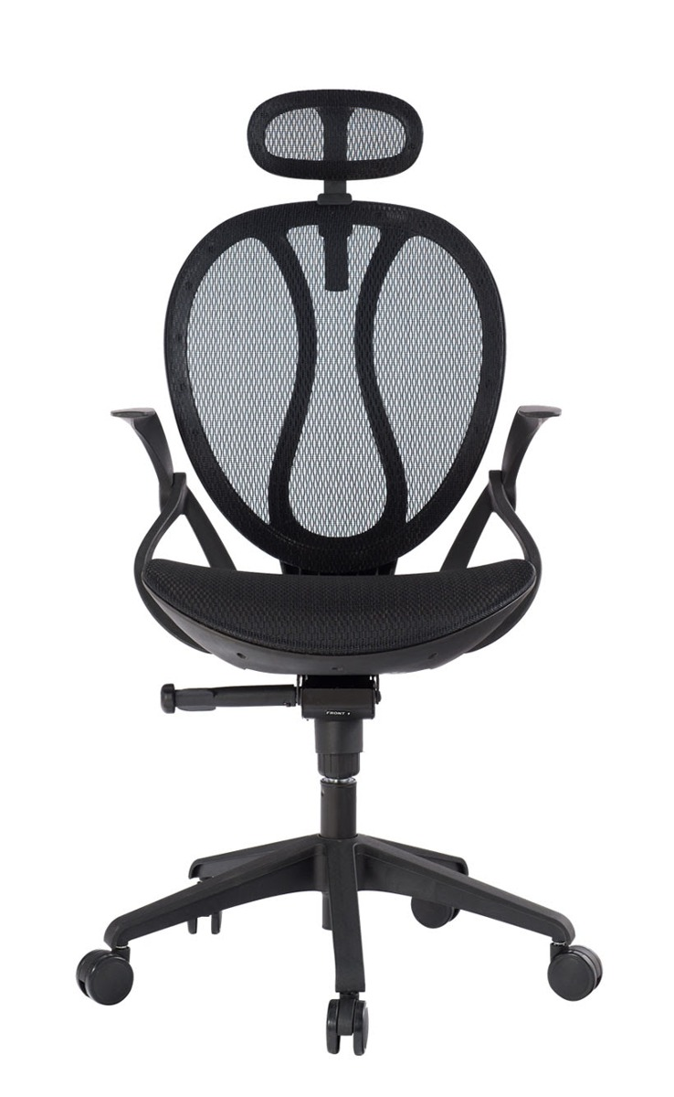 Silla De Oficina Diseño Aero Germany Design - $ 6.107,00 en Mercado ...