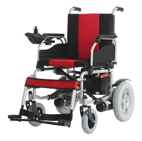 silla de ruedas a batería