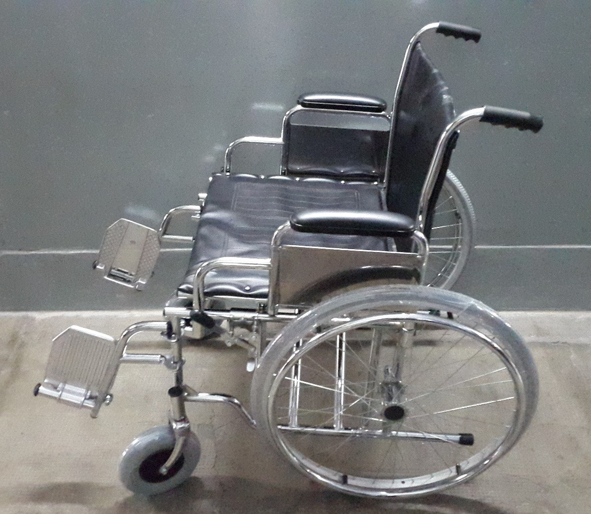 silla de ruedas 50 cm