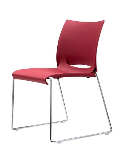 silla ejecutiva de escritorio oficina respaldo en polipropil
