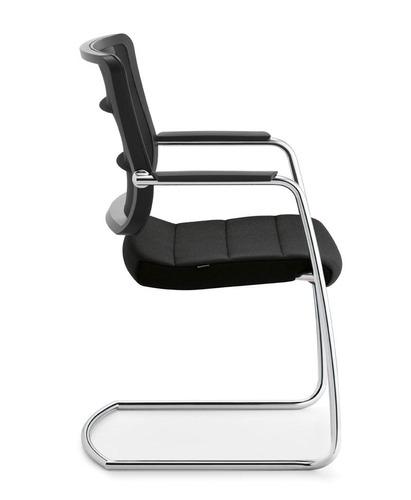 silla ejecutiva de escritorio oficina respaldo medio fumaya