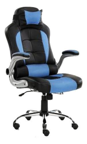 silla gamer con almohadones calidad premium varios colores