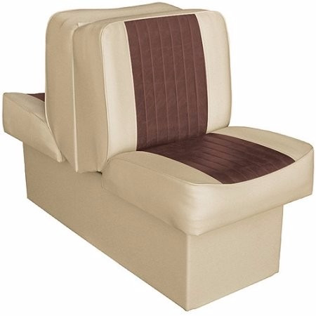 silla lounge doble sillon comodo beige asiento con respaldo