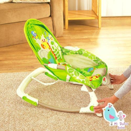 silla mecedora bebe crece conmigo x7047 fisher price