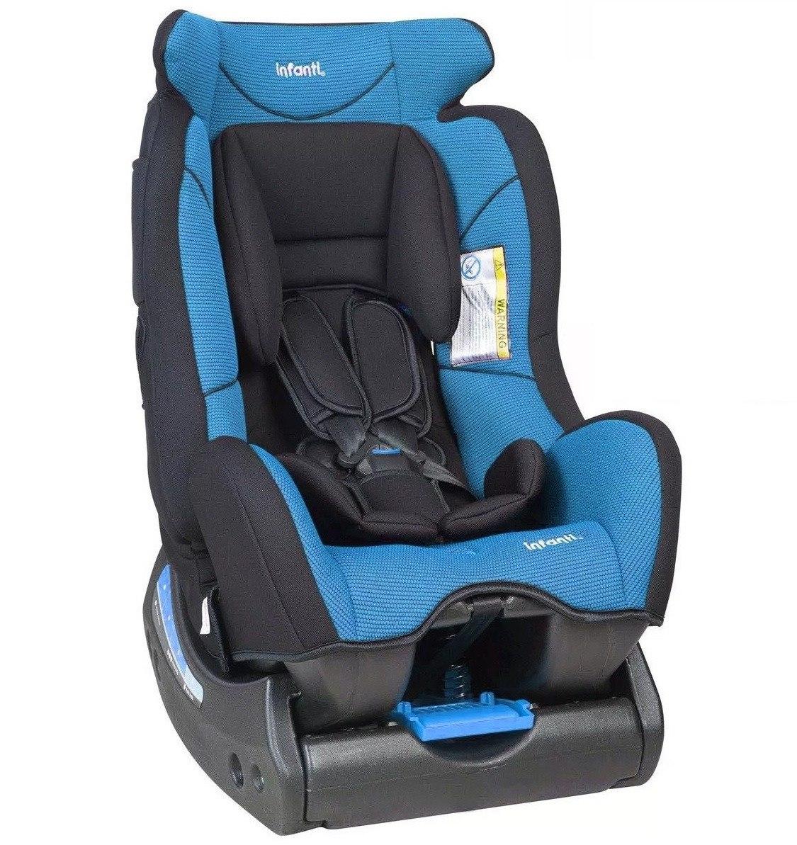 0e87a2290 Silla Para Auto Silla Auto Bebe Infanti S500 Azul - U$S 179,00 en ...