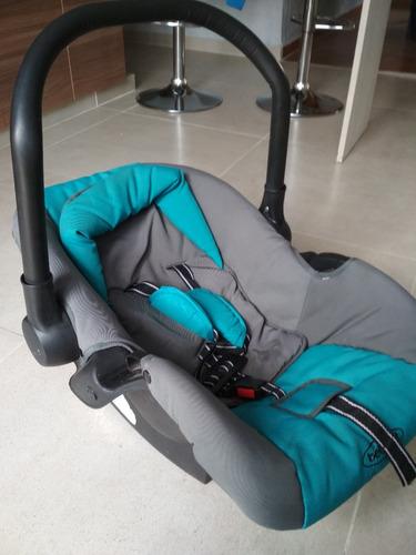 silla para bebe, auto. bebesit. usada.