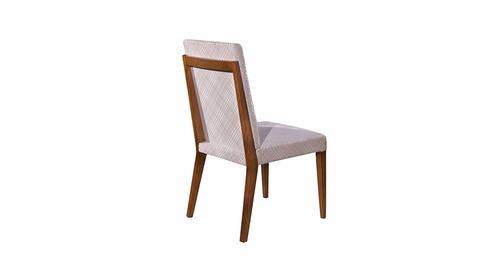 silla para comedor tapizada - he2988