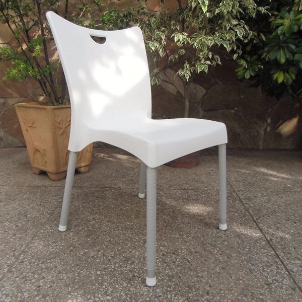 polipropileno Silla oficina patas Aluminio comedor Plastico LSGqVUzMp