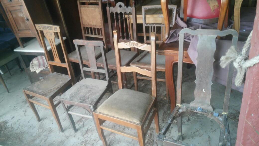 Sillas antiguas para restaurar 650 00 en mercado libre - Restaurar sillas antiguas ...