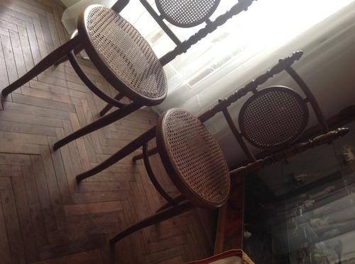 sillas de viena fischel