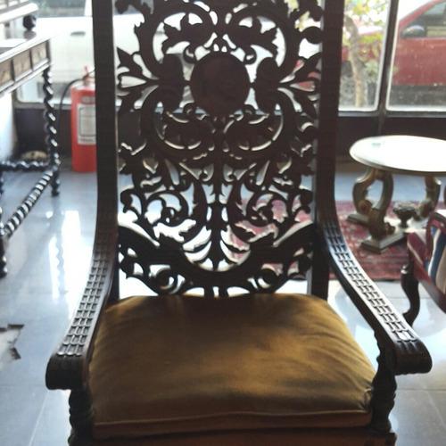 sillas ..encolados. ..tapizados lustres