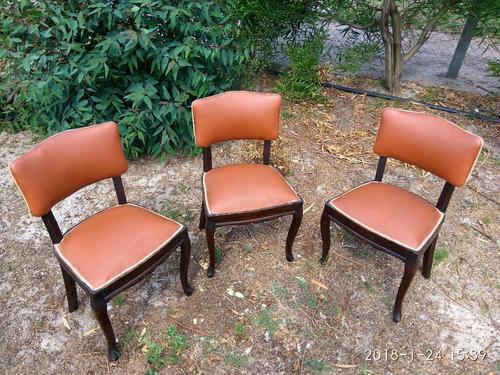 sillas estilo francés